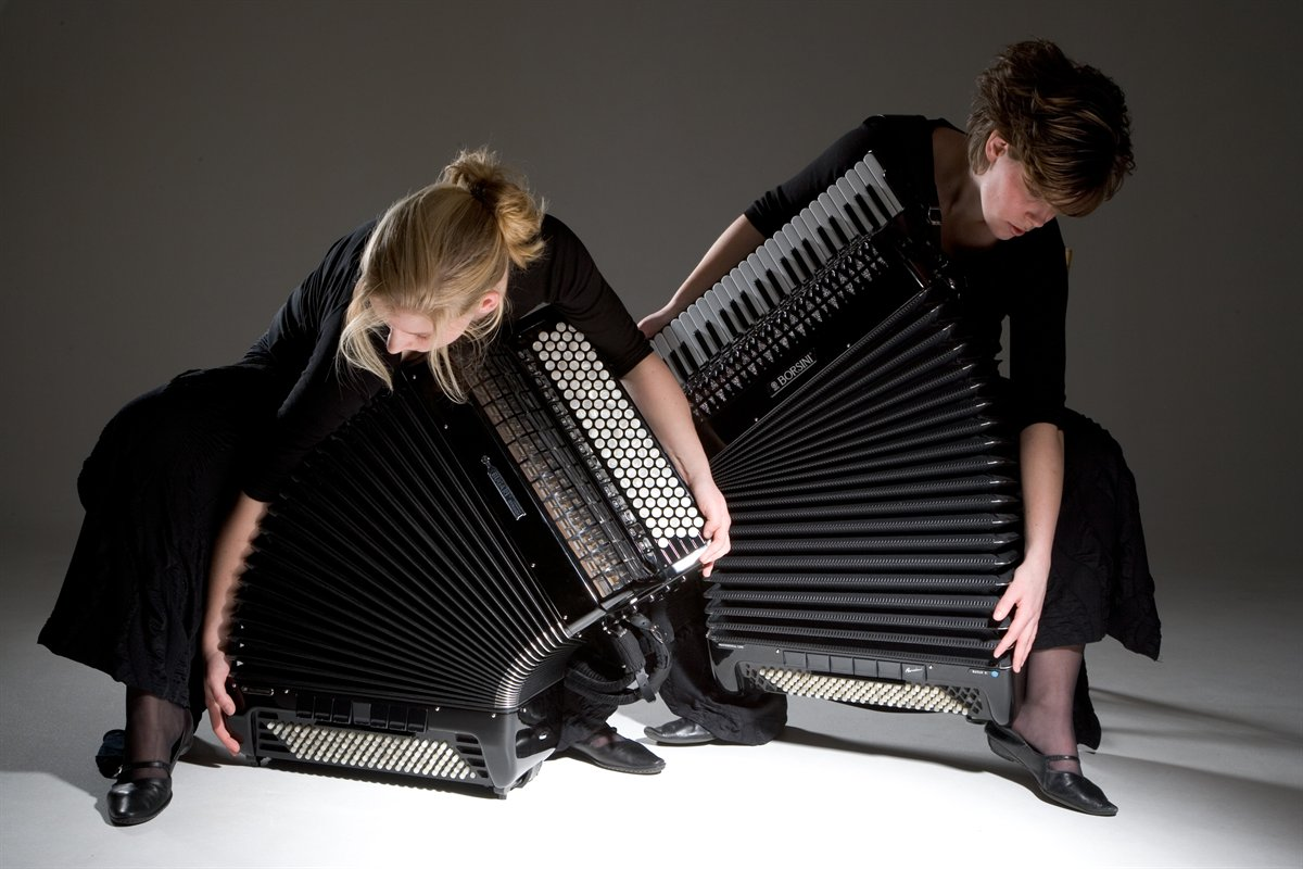 16 mei | Accordeonduo Toeac