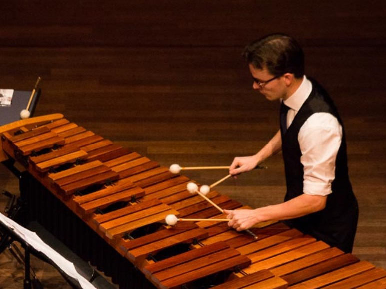 17 april  | Ramon Lormans, marimba